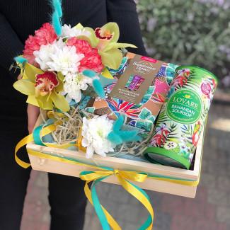 "Gift Box ""Mâini de catifea..."