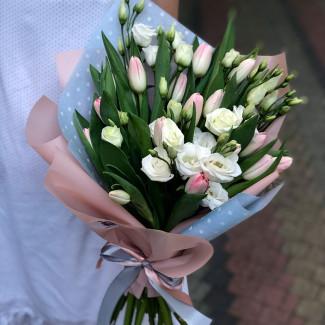 "Bouquet ""Spring Freshness"""