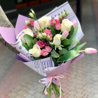"""Bouquet """"Good News"""""""