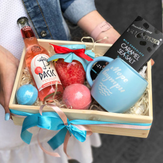 """Gift Box """"Vise la Mare"""""""