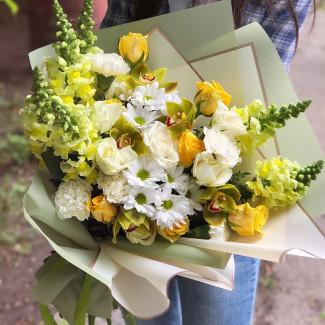 """Bouquet """"Lemon Sorbet"""""""