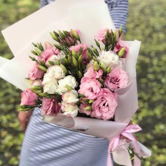 """Bouquet """"Pink Nimph"""""""
