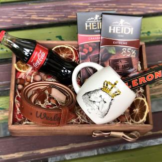 """Gift Box """"Set de Gentleman"""""""