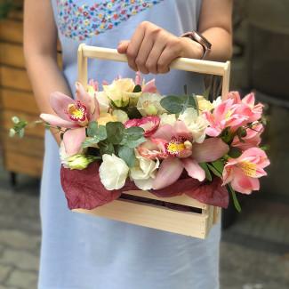 Cutie de Flori
