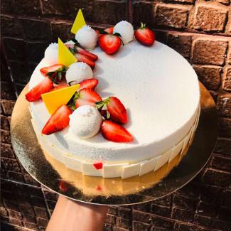 "Cake ""Mango Daiquiri"""
