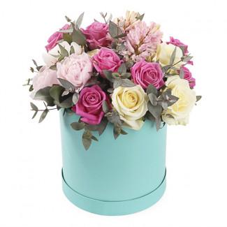 """Цветы в Коробке """"Весеннее..."""