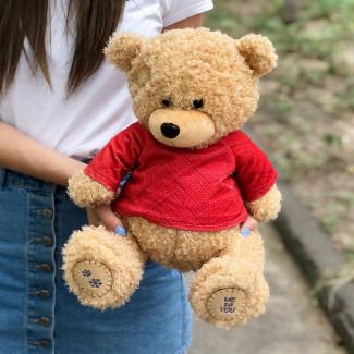 Медведь Бобби