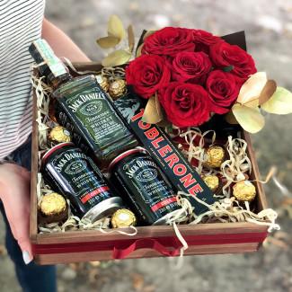 "Gift Box ""Vineri Seara"""