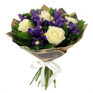 """Bouquet """"White Nights"""""""