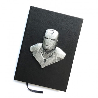 Iron Man Notebook