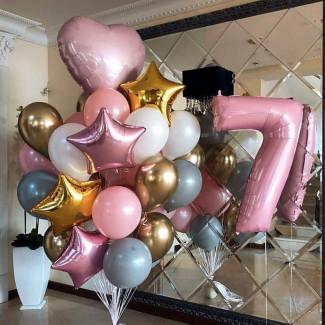 Baloane de Sărbătoare cu Heliu