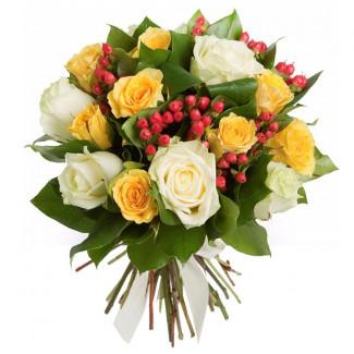 "Bouquet ""Morning Tenderness"""