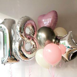 Baloane pentru vârstă de adult fotografie