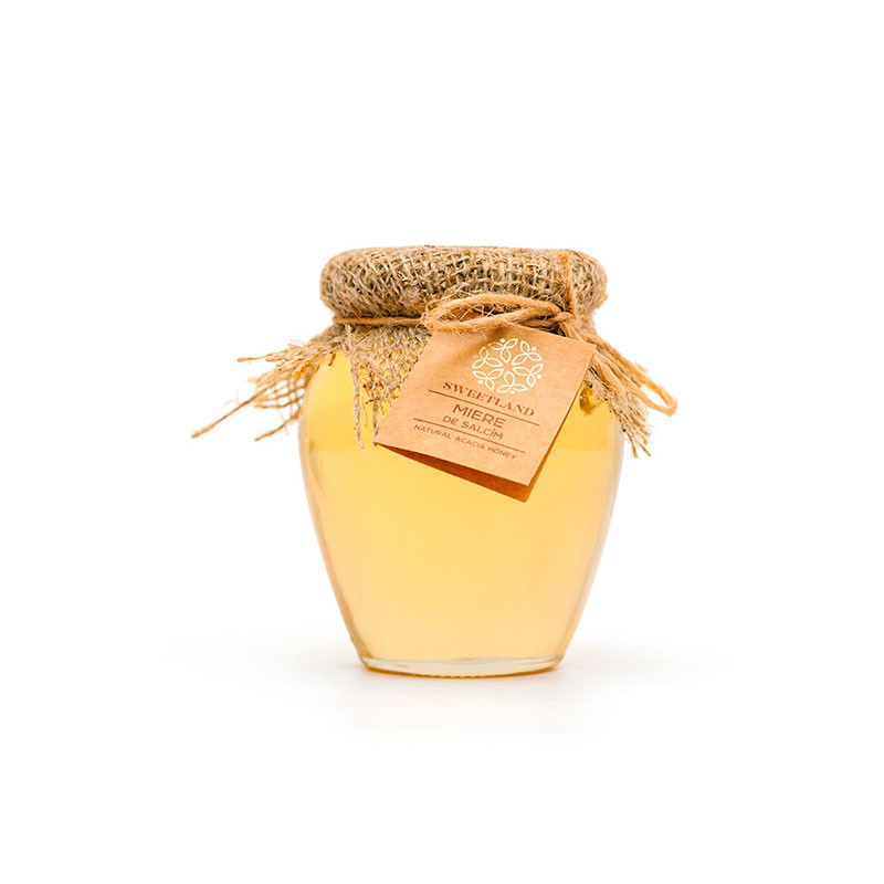 Акациевый мёд фото