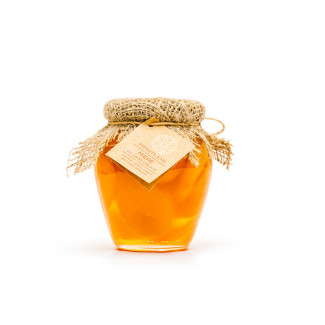 Acacia Honey with Figs