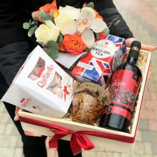 """Gift Box """"SAPERAVI"""""""