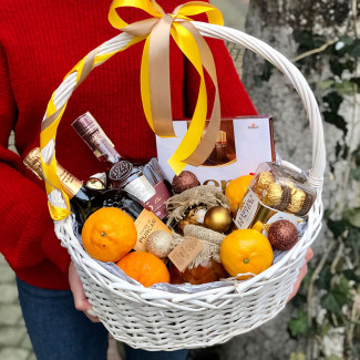 "Gift Basket ""Golden Age"""