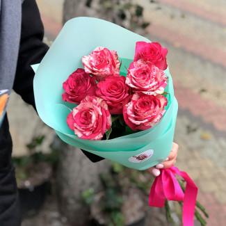 "Bouquet ""Seven Barracudas"""