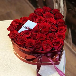 Trandafiri într-o Inimă...
