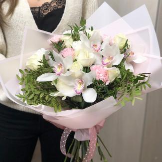 """Bouquet """"Winter Lace"""""""