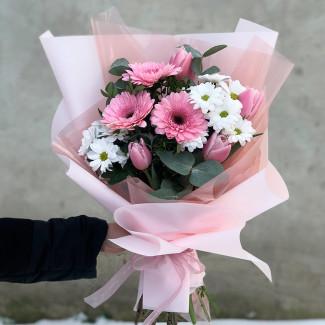"""Bouquet """"Air Castle"""""""