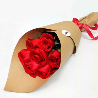 7 Roses in Craft