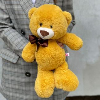 Ursuleț de Pluș Mika - Galben
