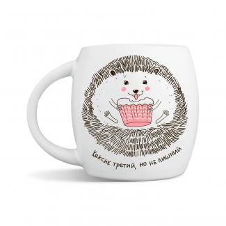 """Mug """"Hedgehog"""""""