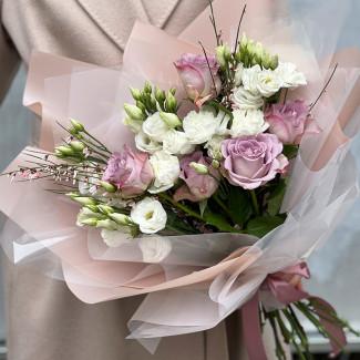 "Bouquet ""Lilac Twilight"""