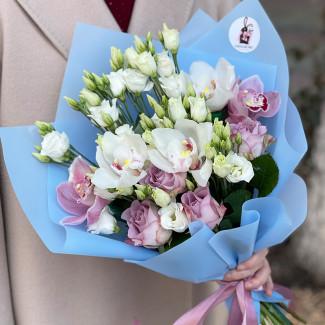 """Bouquet """"Thunderstorm in June"""""""