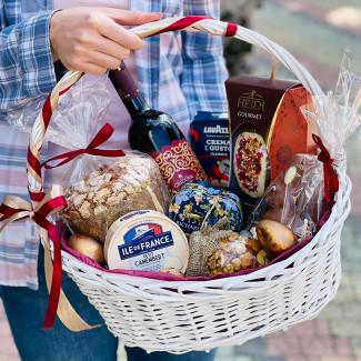 "Gift Basket ""Easter Bunny"""