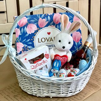 "Gift Basket ""La Familia"""