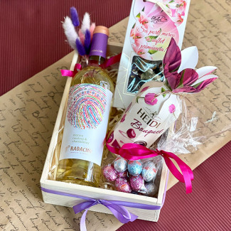 """Gift Box """"Colorful Easter"""""""