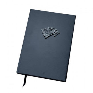 Notebook House Stark
