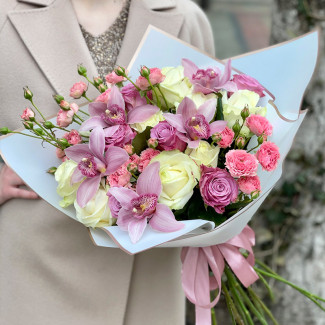 """Bouquet """"Secrets of Summer..."""