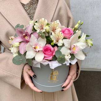 """Flower box """"Thumbelina"""""""