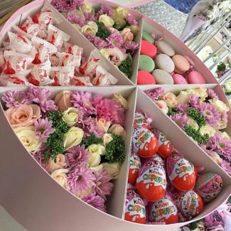 Cutie Mare de Flori &...
