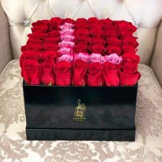 Буква из Роз
