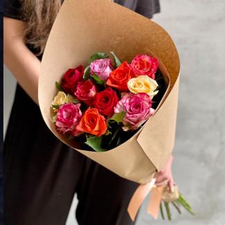 11 Сolorful Roses