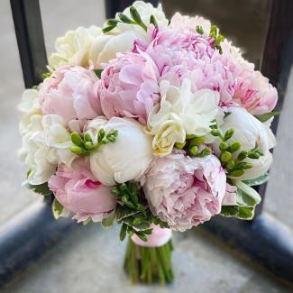 Bridal Bouquet of Dutch...
