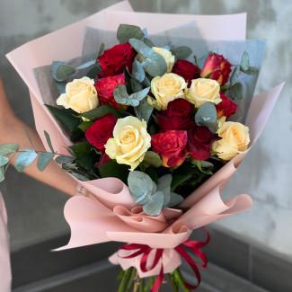 "Bouquet ""Princess of Monaco"""