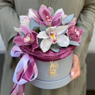 Коробка Орхидей
