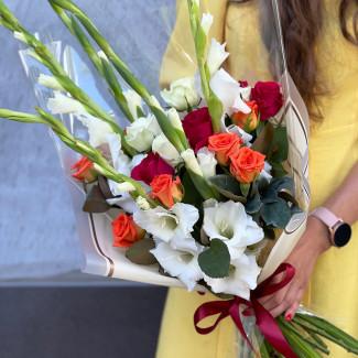 "Bouquet ""Cupid's Arrow"""