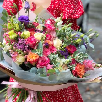"Bouquet ""August in Malovata..."