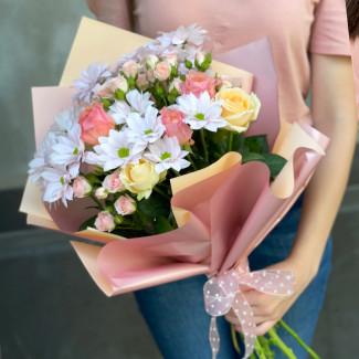 """Bouquet """"Flower Soufflé"""""""