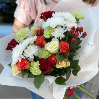 "Bouquet ""Morning Dew"""