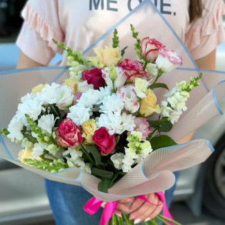 "Bouquet ""Smells of love"""