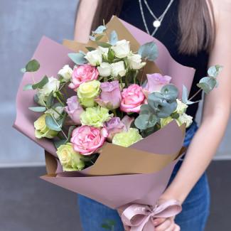"""Bouquet """"Pink Cloud"""""""