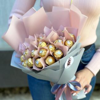 """Bouquet """"Ferrero Rocher"""""""