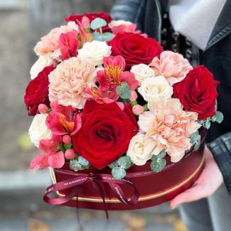 "Flower Box ""Kind Heart"""